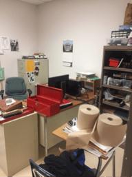 before -1 messy desk