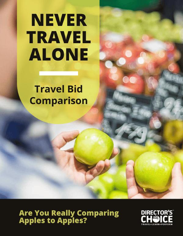 Travel Bid Comparison