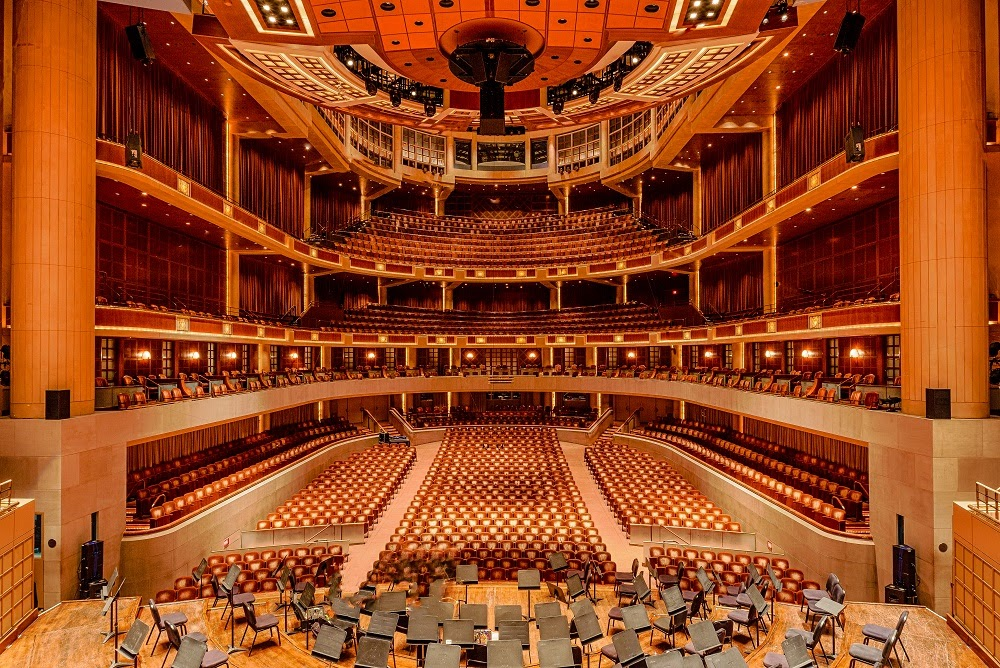 Meyerson Symphony Center-Auditorium